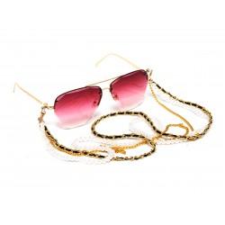 Łańcuszek do okularów-...