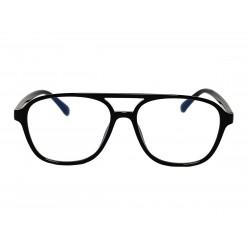 LUKE Okulary męskie zerówki